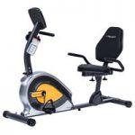 Bicicleta fitness cu spatar-orizontala de recuperare TECHFIT R400