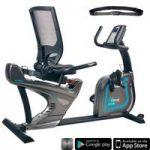 Bicicleta Recumbent inSPORTline inCondi R600i