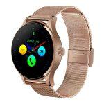 Recenzie ceas smartwatch iMK-K88H Rose Gold