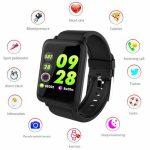 Recenzie ceas smartwatch si bratara fitness Best Health 2018